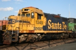 BNSF 1349 DIT